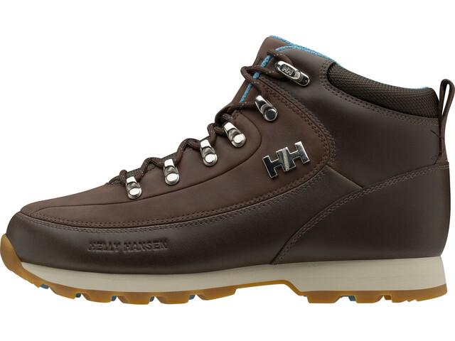 Helly Hansen The Forester Zapatillas Mujer, marrón/azul